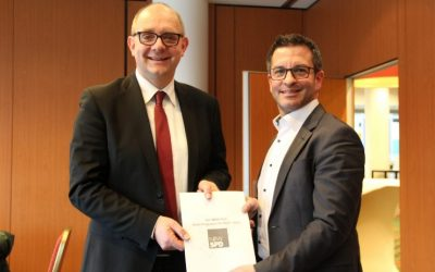 NRWSPD stellt Regierungsprogramm zur Landtagswahl vor