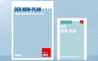 Der NRW-Plan: Unser Wahlprogramm 2017-2022